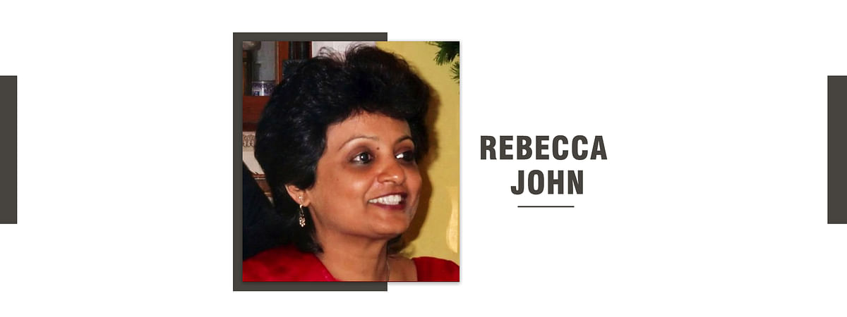 Rebecca John