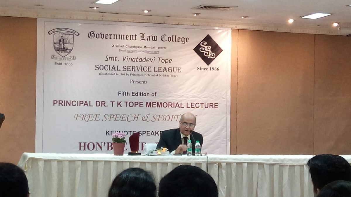 Nothing to fear as long as Constitution is there: Former Bombay HC judge, Justice SC Dharmadhikari on why Sedition laws are not draconian