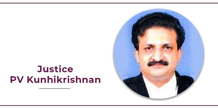 Justice PV Kunhikrishnan