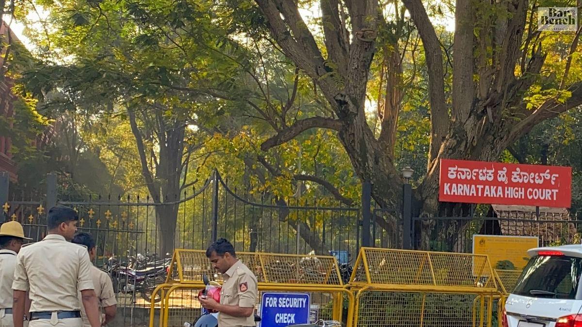 "PIL in Karnataka HC against police interrogation of minor students of Bidar school over ""Anti-CAA"" play"