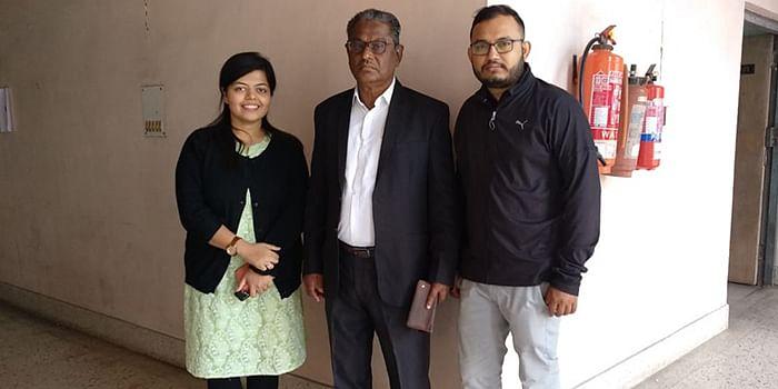 IDIA Director Arnab Roy