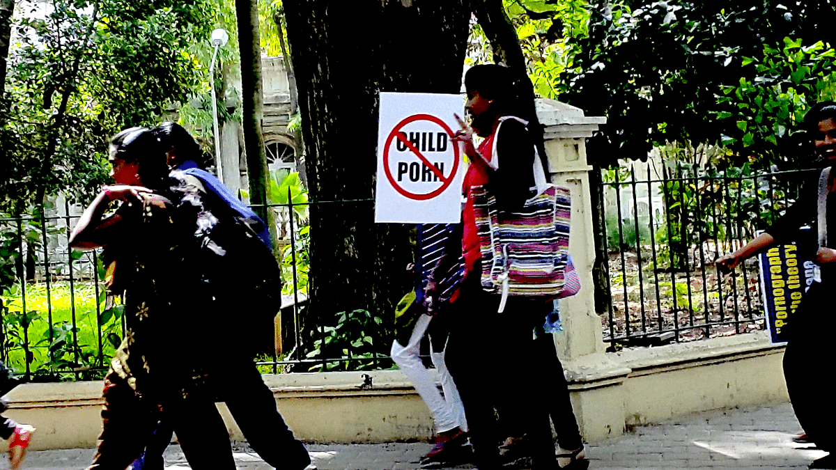 """""""Who are you to tell the Court that there are no instances of child pornography?"""" Karnataka HC to child care Institution"""