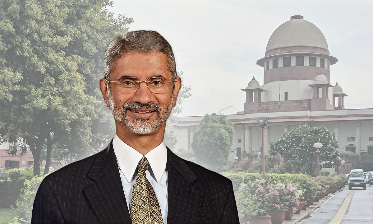 S Jaishankar files caveat in Supreme Court apprehending challenge to his election as Rajya Sabha MP