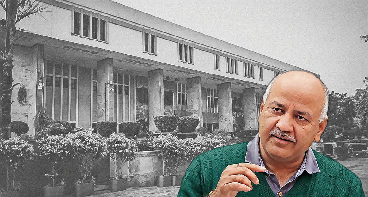 Delhi HC issues notice in petition to set aside election of Manish Sisodia