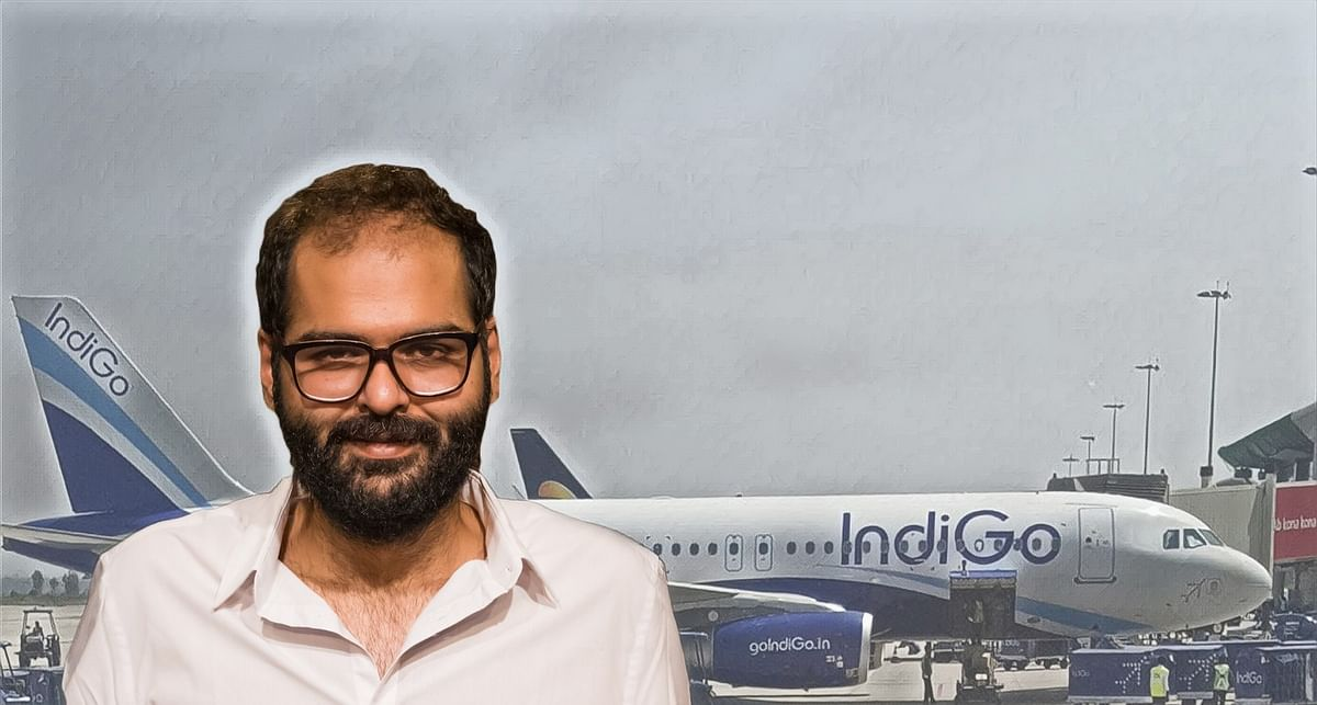 """Once he has made a complaint, can you say that you will not look into it?"", Delhi asks DGCA in Kunal Kamra petition"