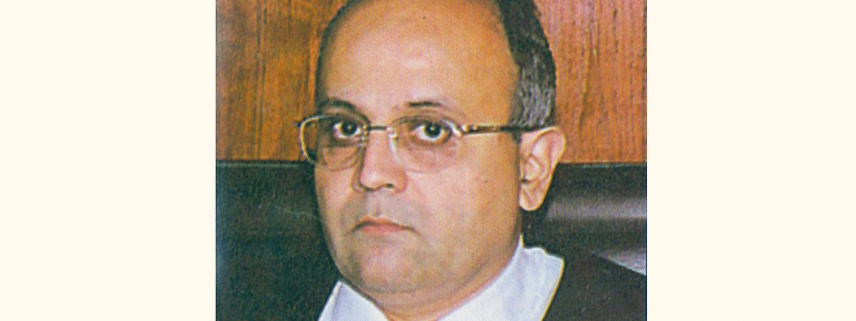 Justice SC Dharmadhikari