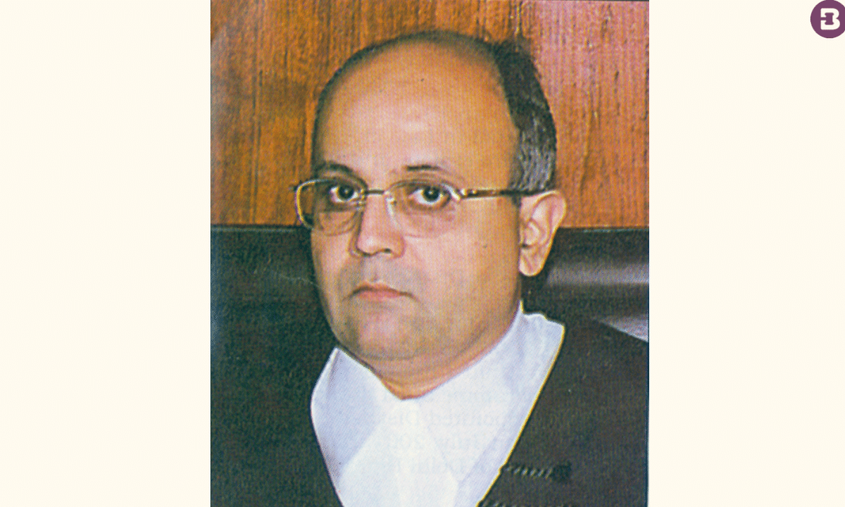 [Breaking] Second senior-most judge of Bombay High Court, Justice SC Dharmadhikari tenders resignation