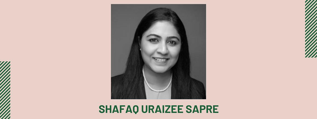 Shafaq Uraizee Sapre