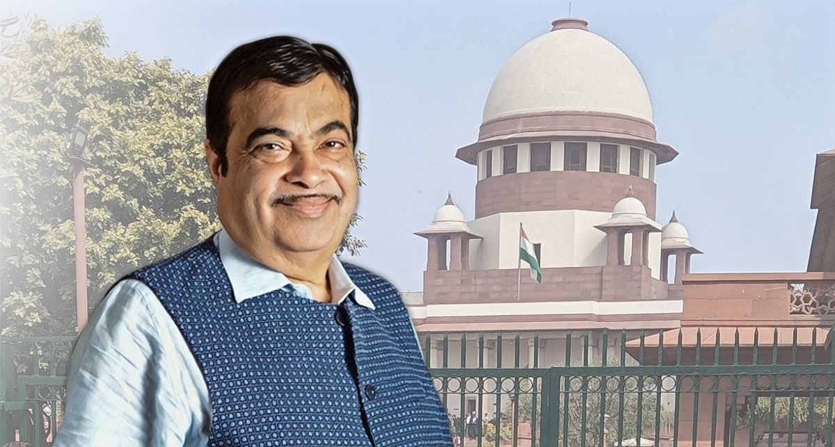 Supreme Court expresses inclination to have discussion with Nitin Gadkari on issue of Electric Vehicles