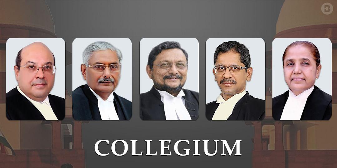 The Supreme Court Collegium