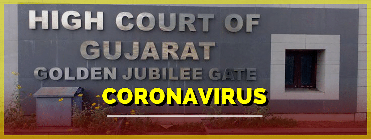 Gujarat HC to remain shut for three days in view of spike in COVID-19 cases in the vicinity, judicial functioning suspended