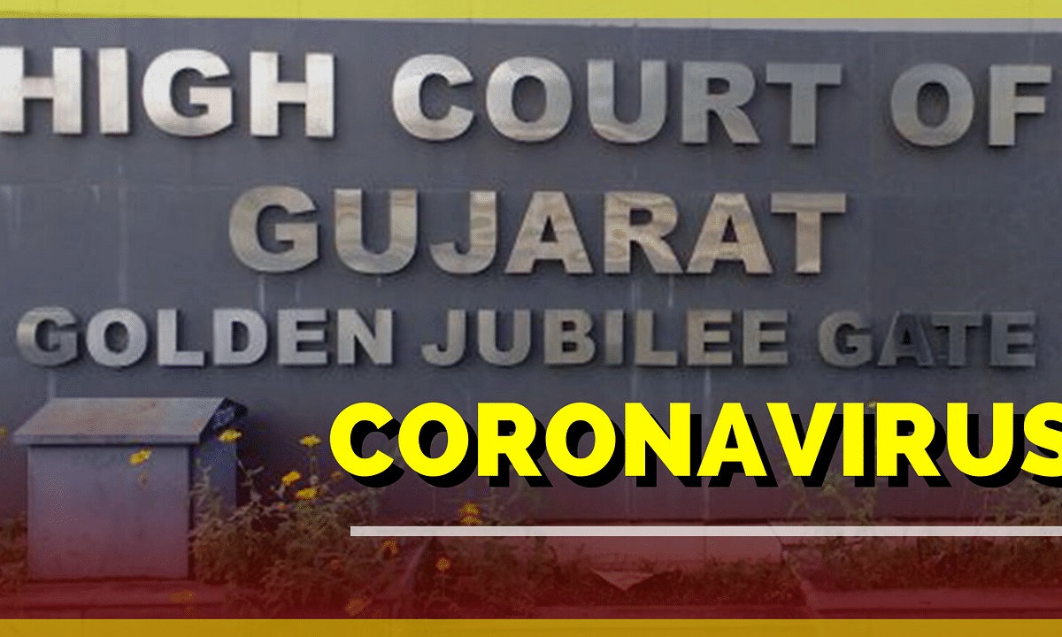Free treatment, checking at railway stations, avoiding places of worship: How the Gujarat HC is monitoring Coronavirus control measures