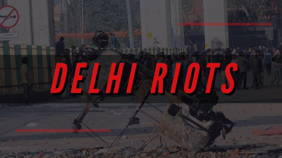 Delhi Court dismisses plea by Pinjra Tod activists for court-monitored investigation in a Delhi riots case