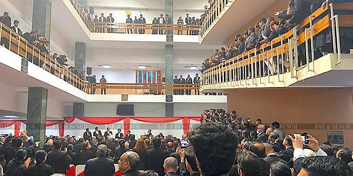 Justice Sistani Farewell