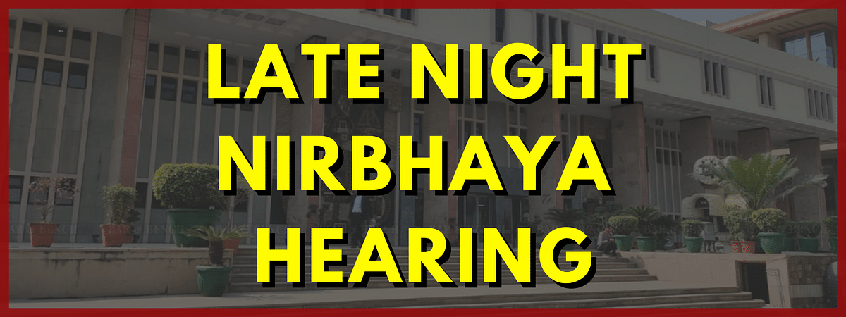 Nirbhaya: Delhi HC sits late to hear plea to stay execution of death penalty [LIVE UPDATES]