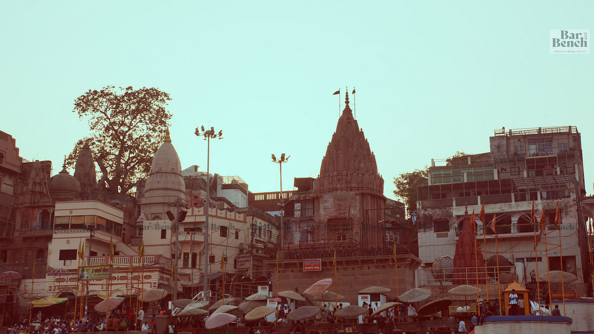 Supreme Court issues notice in plea challenging UP Government's continued management of the Kashi Vishwanath Temple, Varanasi
