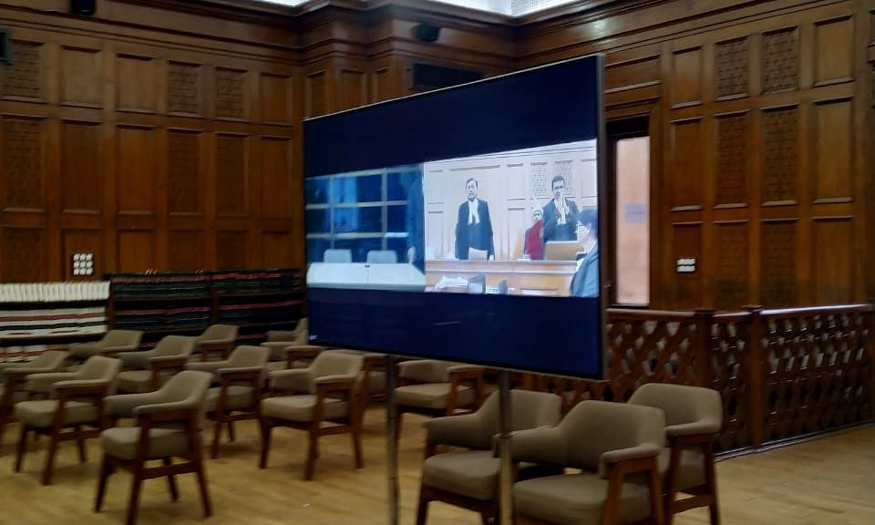 "[COVID-19 Lockdown] Video Conferencing hearings in Supreme Court should not become the ""new normal"" to replace open Court hearings: SCBA"