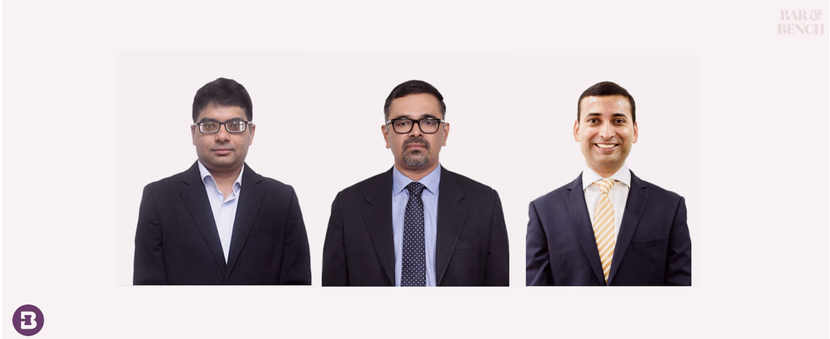 JSA makes 3 Equity Partners - Arka Mookerjee, Probir Roy Choudhury and Tony Verghese