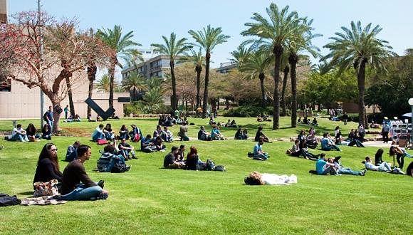 The TAU campus