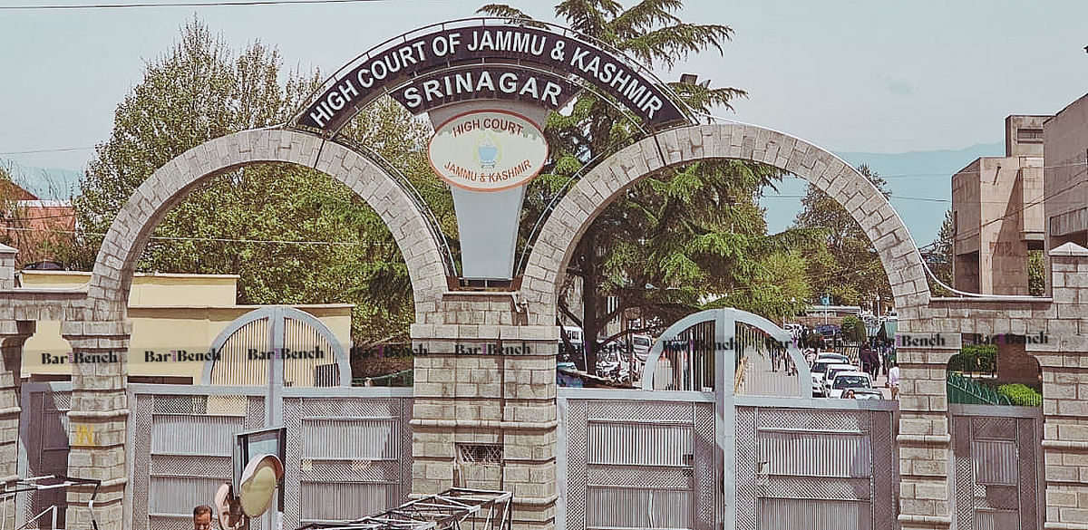 Jammu and Kashmir High Court suspends Sub-Judge from service after complaint by Bar Association
