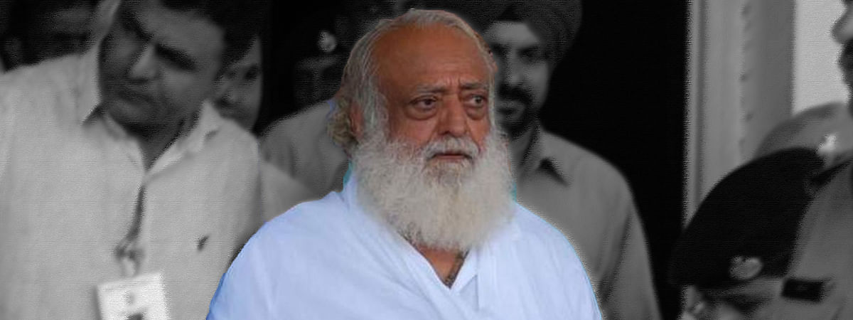 Coronavirus: Gujarat HC refuses to grant temporary bail to Asaram Bapu