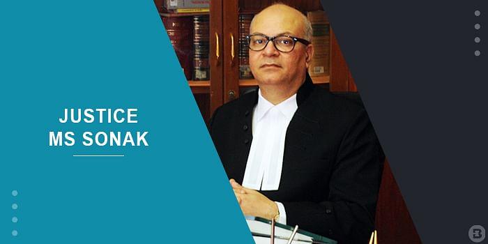 Justice MS Sonak
