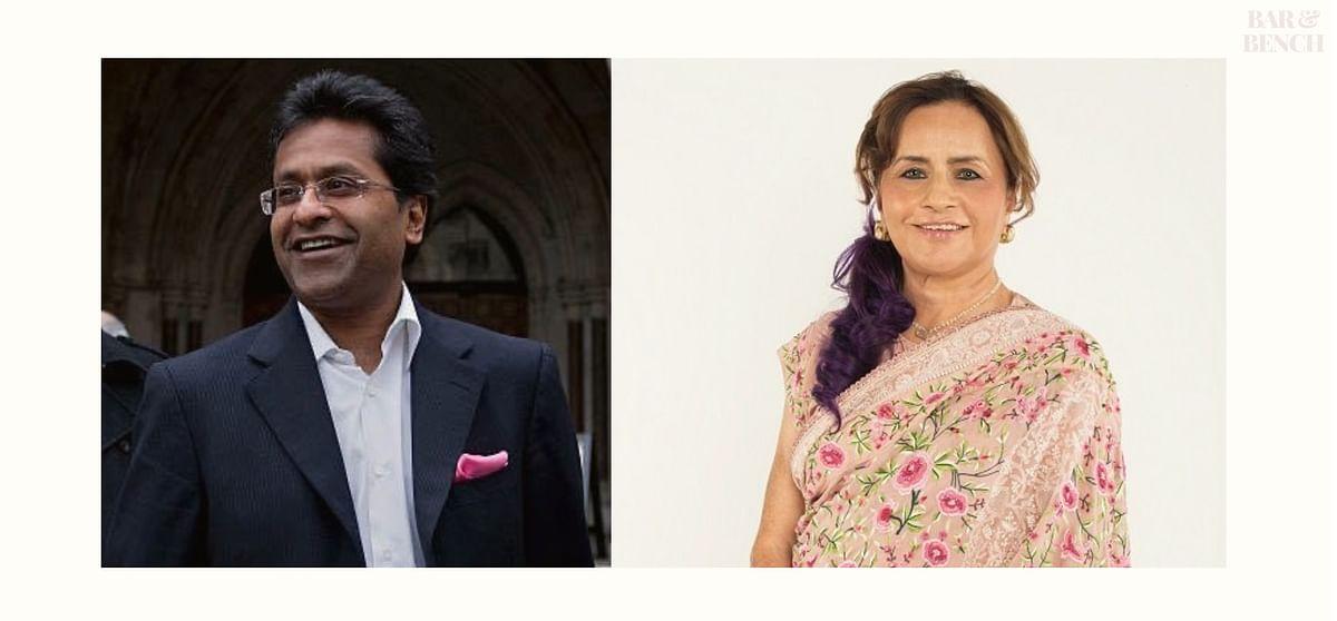 Dr. Bina Modi v. Lalit Modi