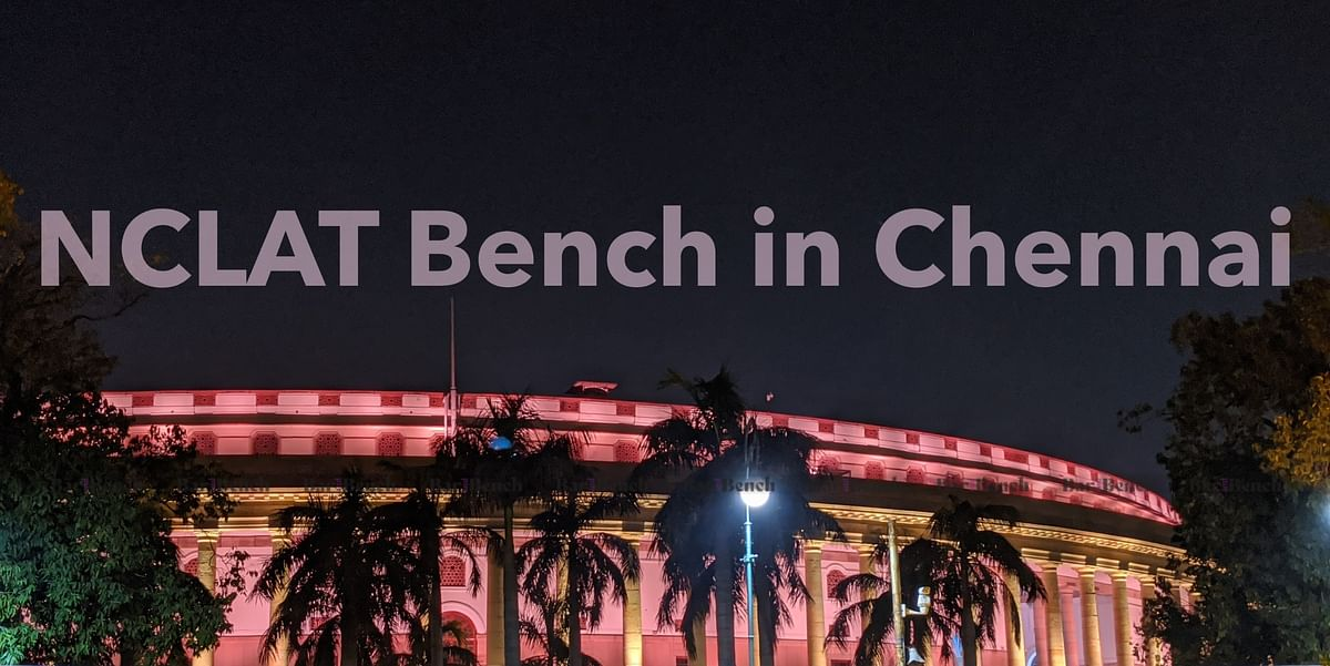 Breaking: NCLAT Chennai Bench to start functioning through virtual mode from Monday [Read Notification]