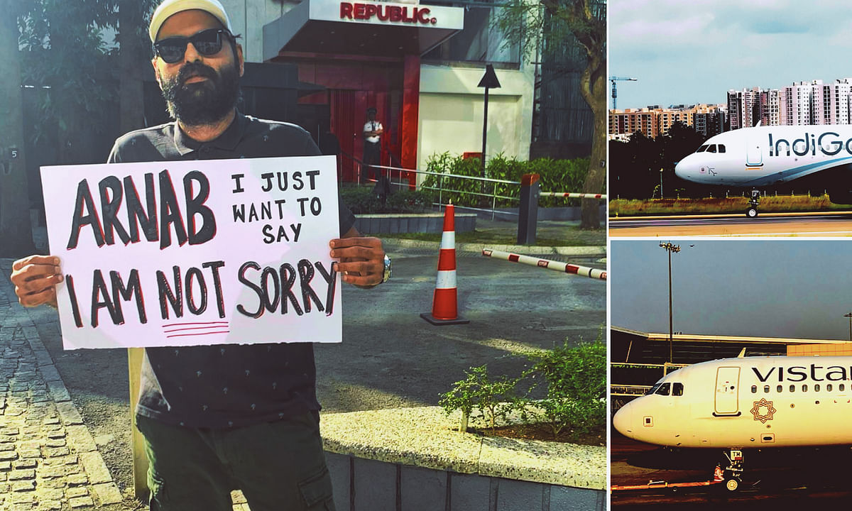 Delhi HC refuses to entertain Kunal Kamra's challenge to IndiGo, Vistara flying bans