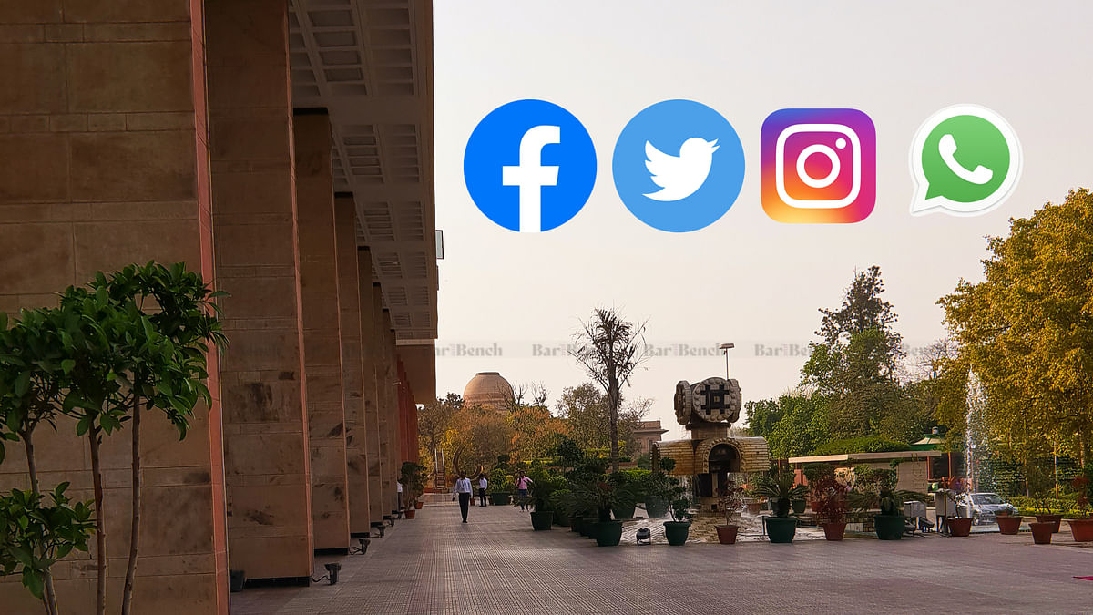 Delhi High Court issues notice in a plea for notifying Designated Officers for Social Media platforms, removal of hate speech and fake news