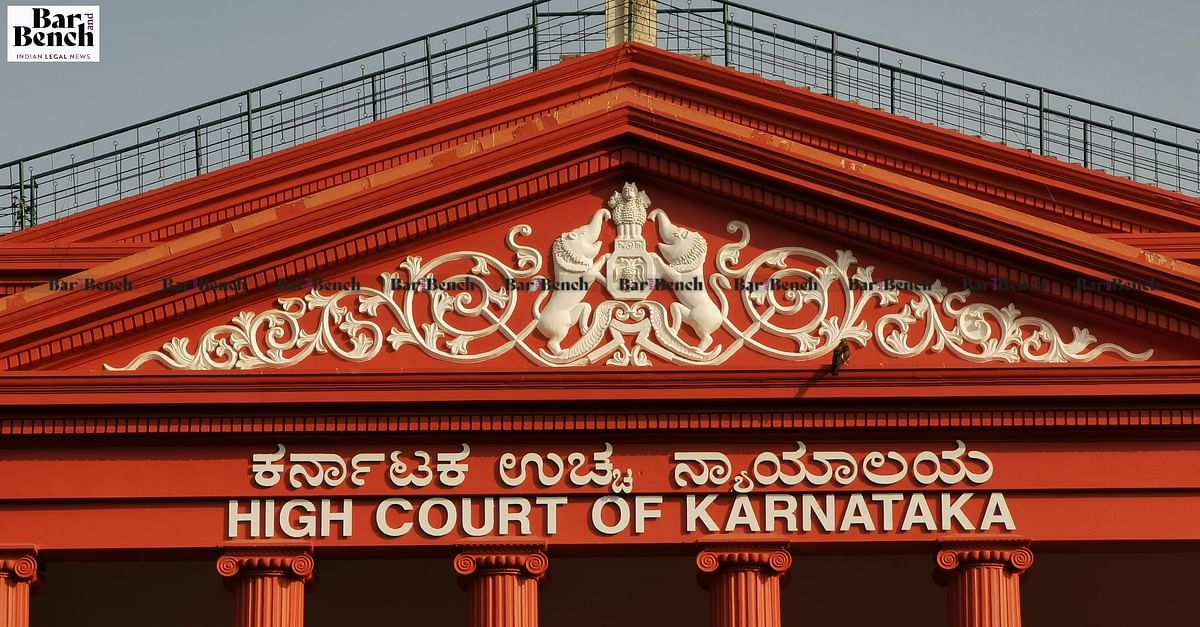 COVID-19: Closure of Karnataka HC, district courts/tribunals in state extended till June 6
