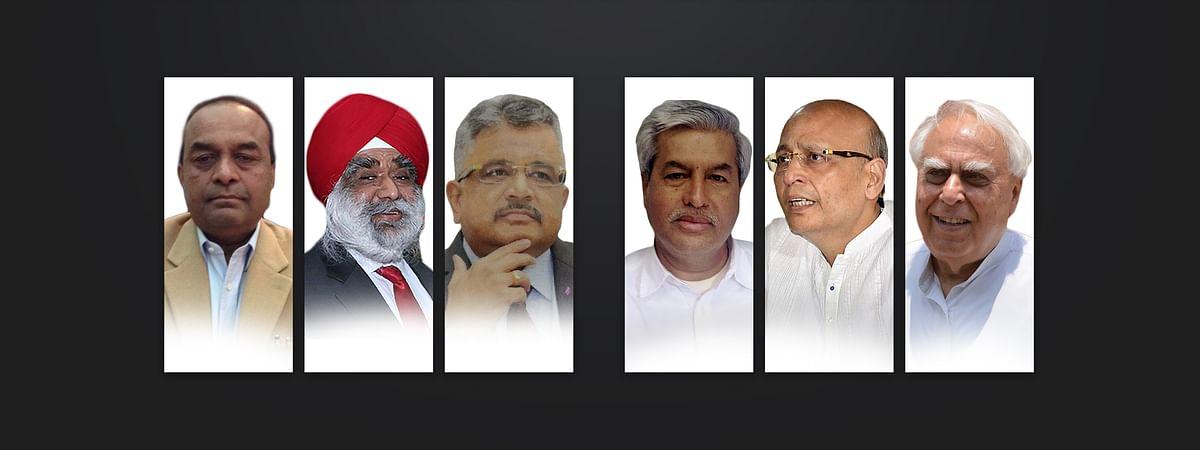 21st century Aaya Rams and Gaya Rams