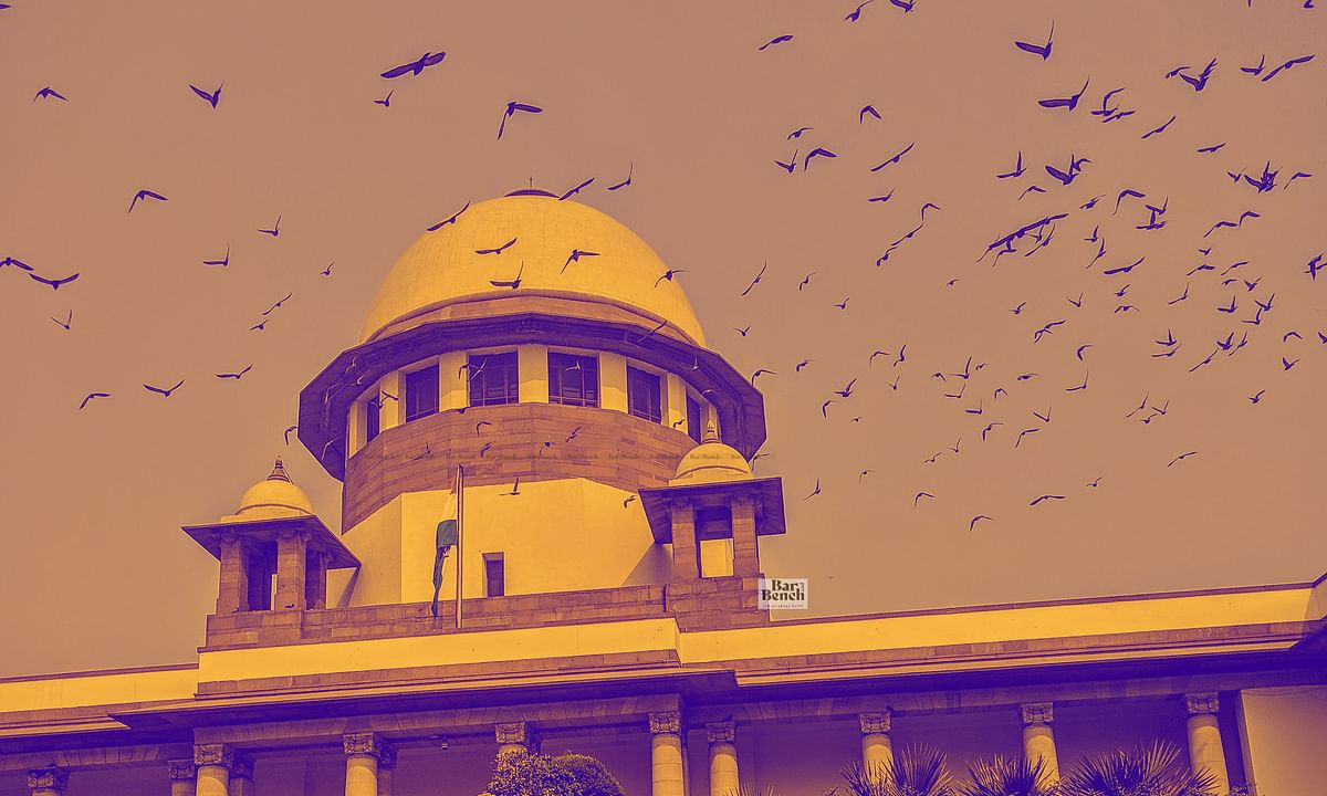 Coronavirus: Supreme Court adjourns all hearing in all cases listed for March 25 in light of 21-day Lockdown