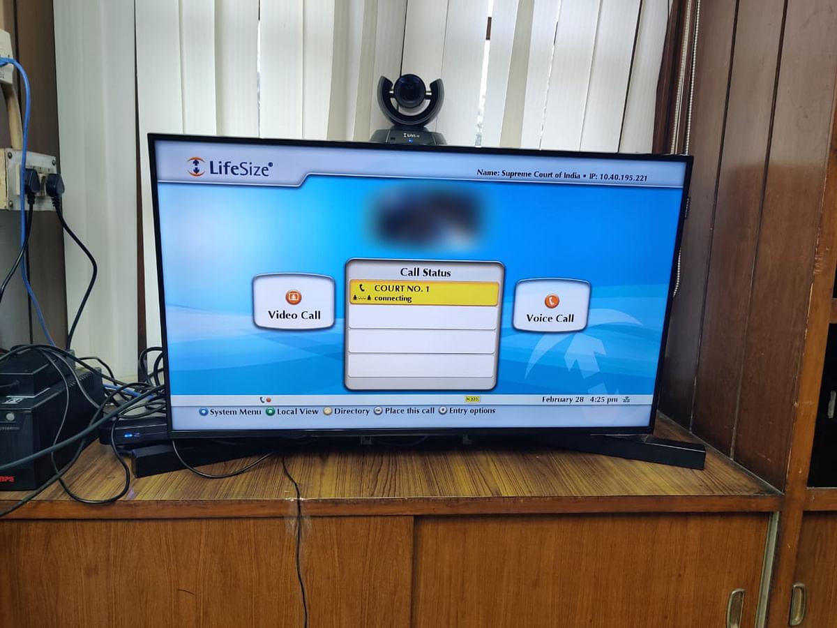 SC Video Conferencing facilities