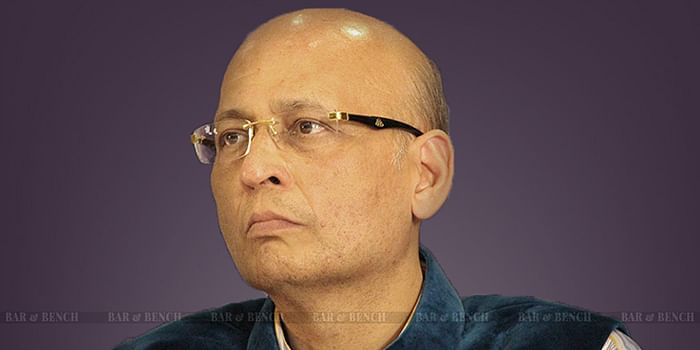Senior Advocate AM Singhvi