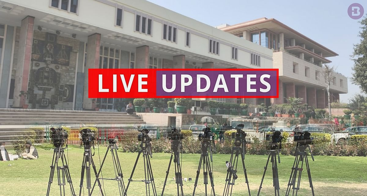 Delhi High Court hears pleas concerning final year examinations at Delhi University [LIVE UPDATES]