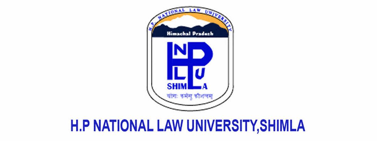Himachal Pradesh National Law University, Shimla