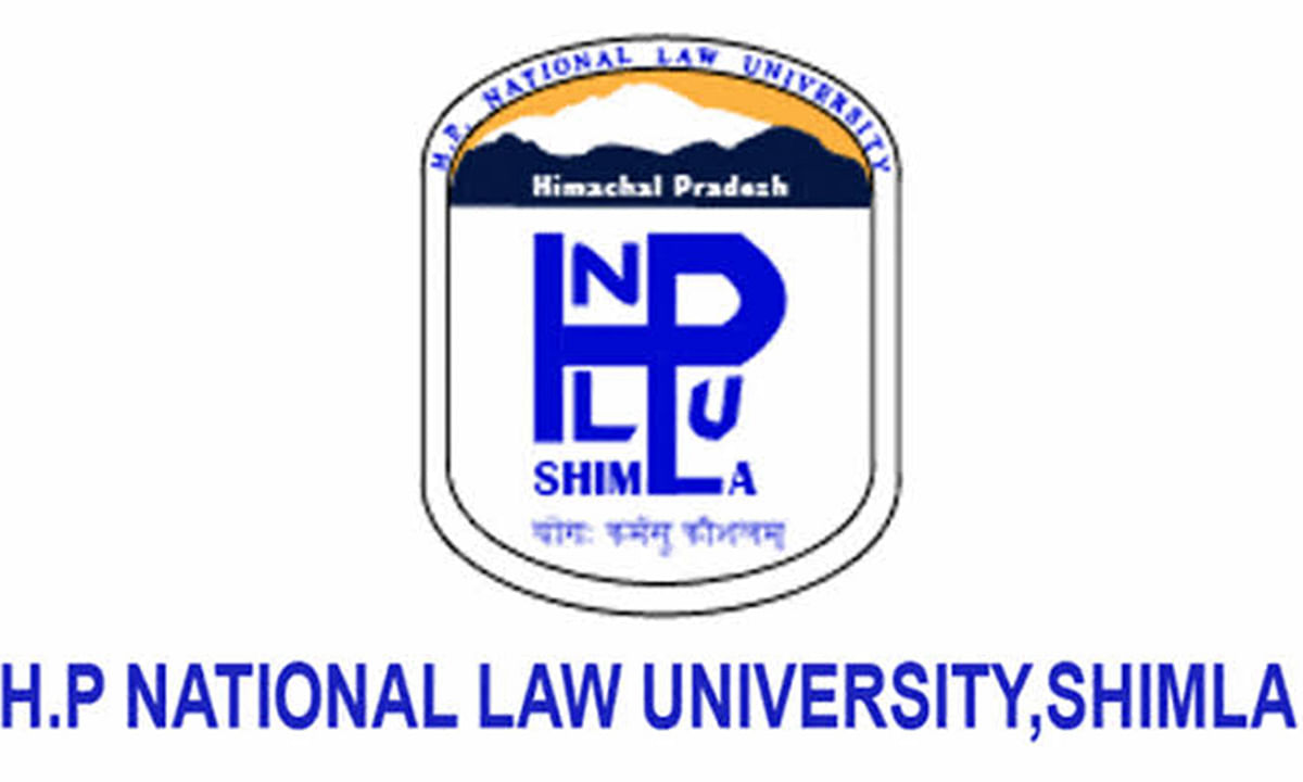 Himachal Pradesh National Law University (HPNLU) to host Environment Conclave [June 5, 2020]