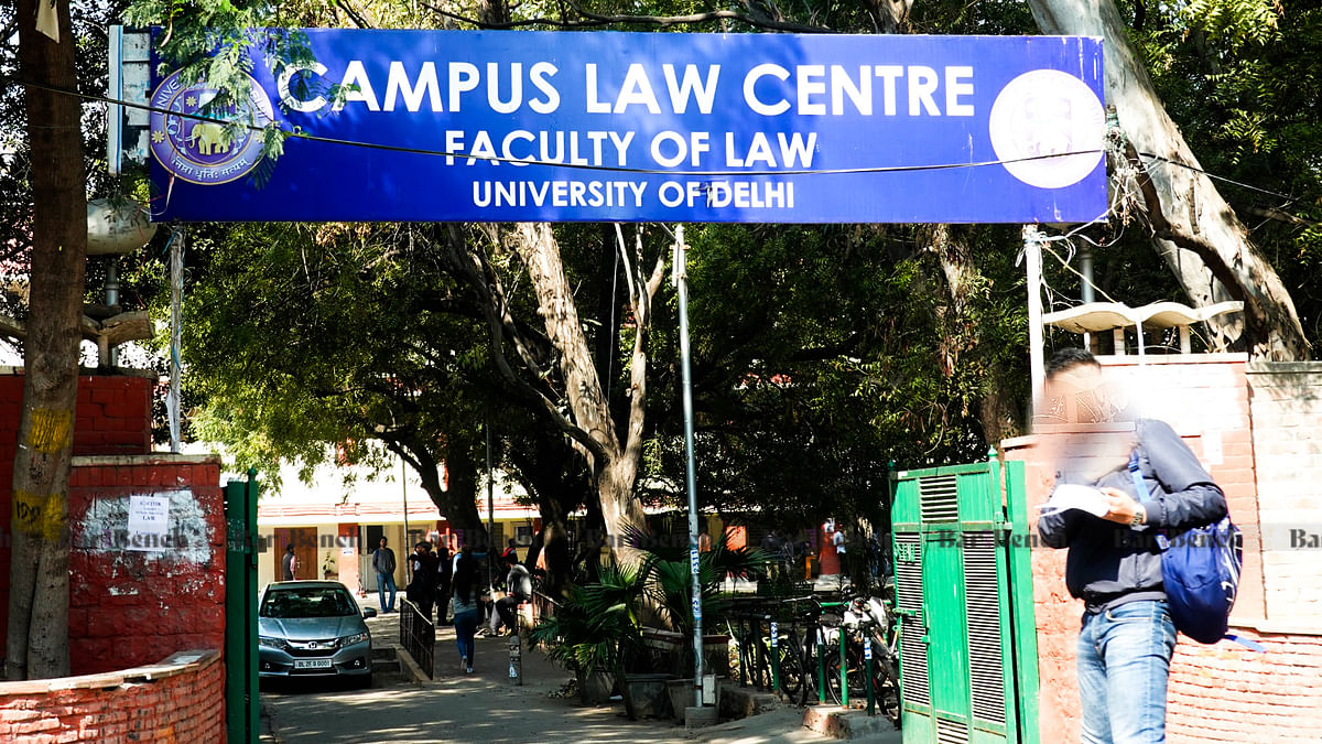 Cancelling open book examinations the most humanitarian, equitable solution: CLC students to Delhi HC judges, Delhi University admin