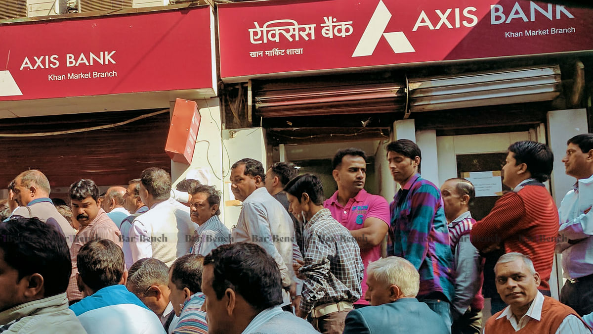 Hope they realise that they survive on trust of customers: Madras HC pulls up Axis Bank staff for harassing customer over credit card loss