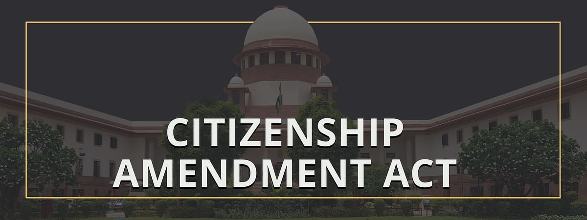 Plea for Inner Line Permit to shield Assam from effect of Citizenship Amendment Act, 2019: Supreme Court seeks Government reply