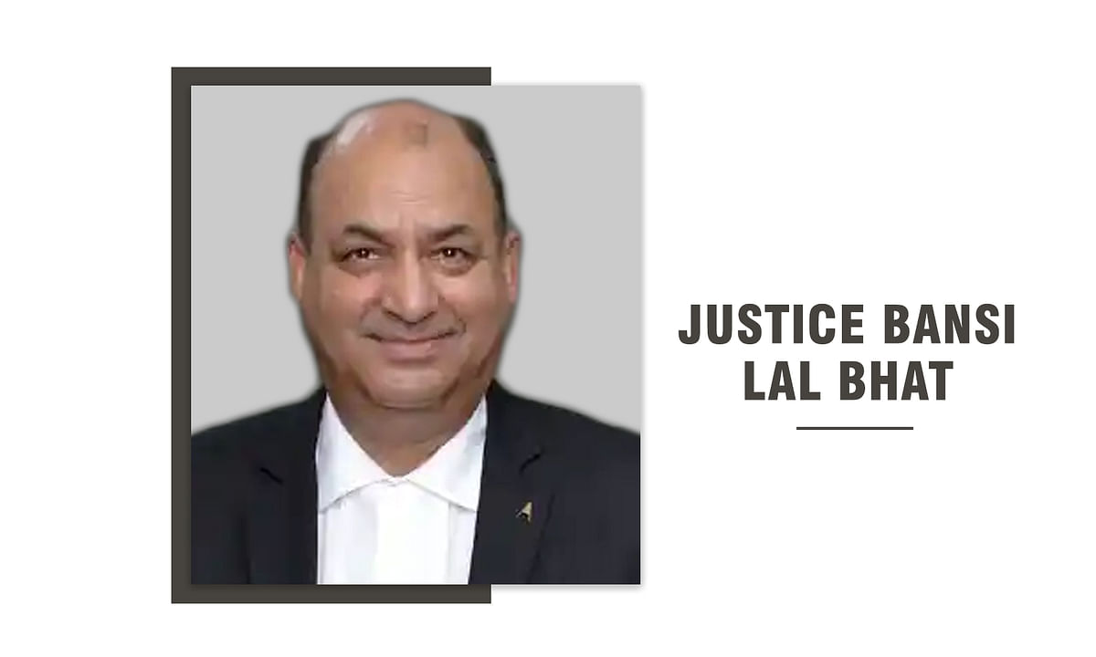 Centre extends term of  Justice Bansi Lal Bhat as officiating Chairperson of NCLAT