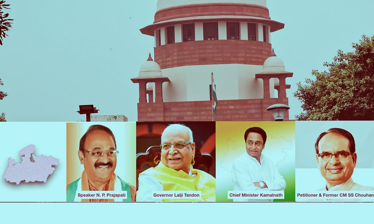 Madhya Pradesh Political Crisis: Court mulls appointment of independent observer to ensure rebel MLAs are acting of their own will