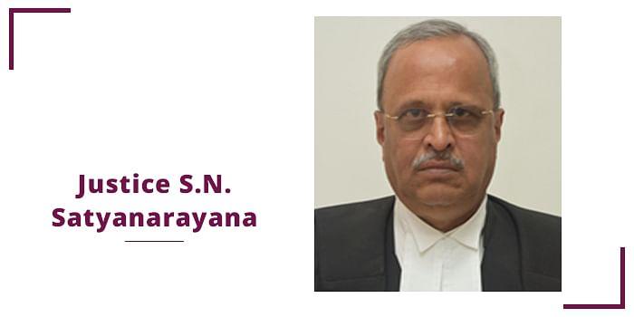 Justice S.N.Satyanarayana
