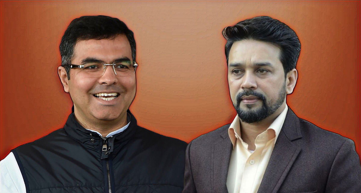 [Breaking] Delhi Court dismisses plea seeking FIR against Anurag Thakur, Parvesh Verma for hate speech