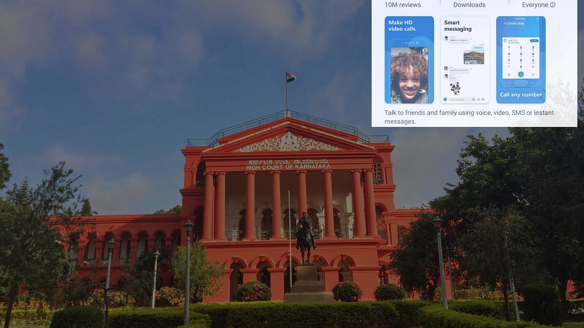 Coronavirus: Karnataka High Court to use Video Calls/Skype to hear cases
