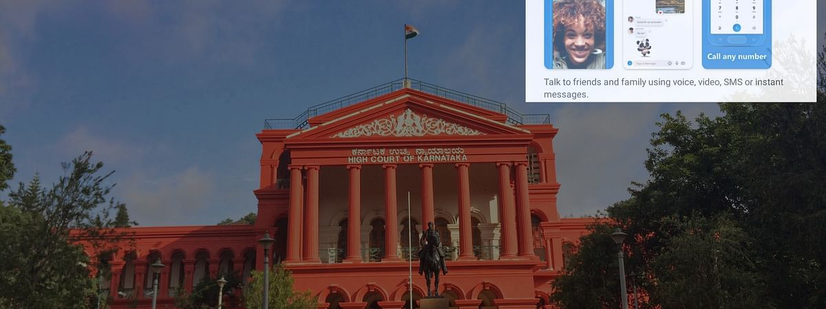 Karnataka High Court to hear cases on Skype / Videos