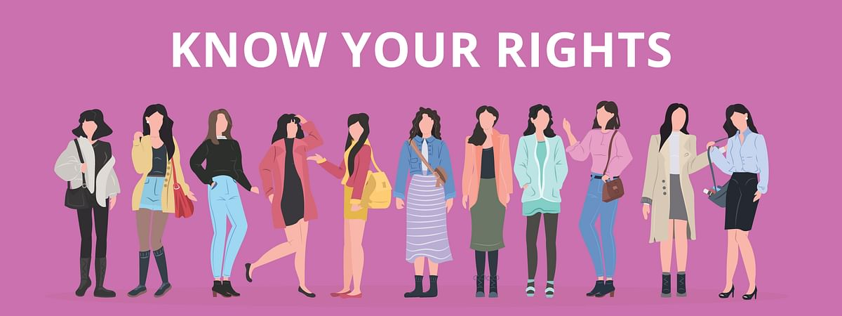 This Women's Day, make it your day by knowing your rights