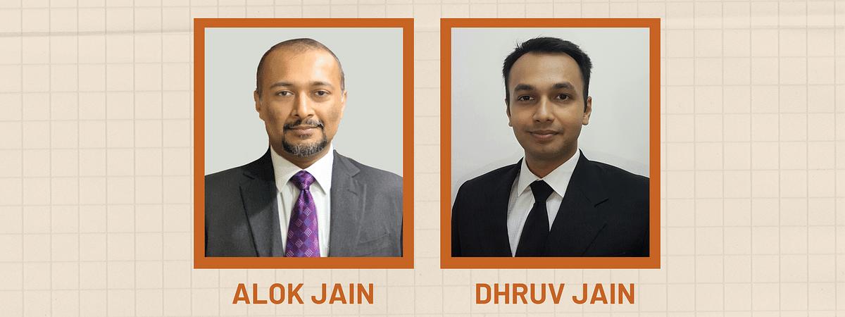Alok Jain, Dhruv Jain