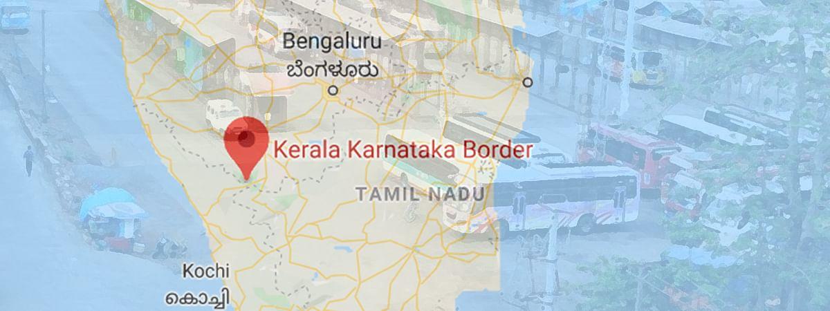 Karnataka Kerala border